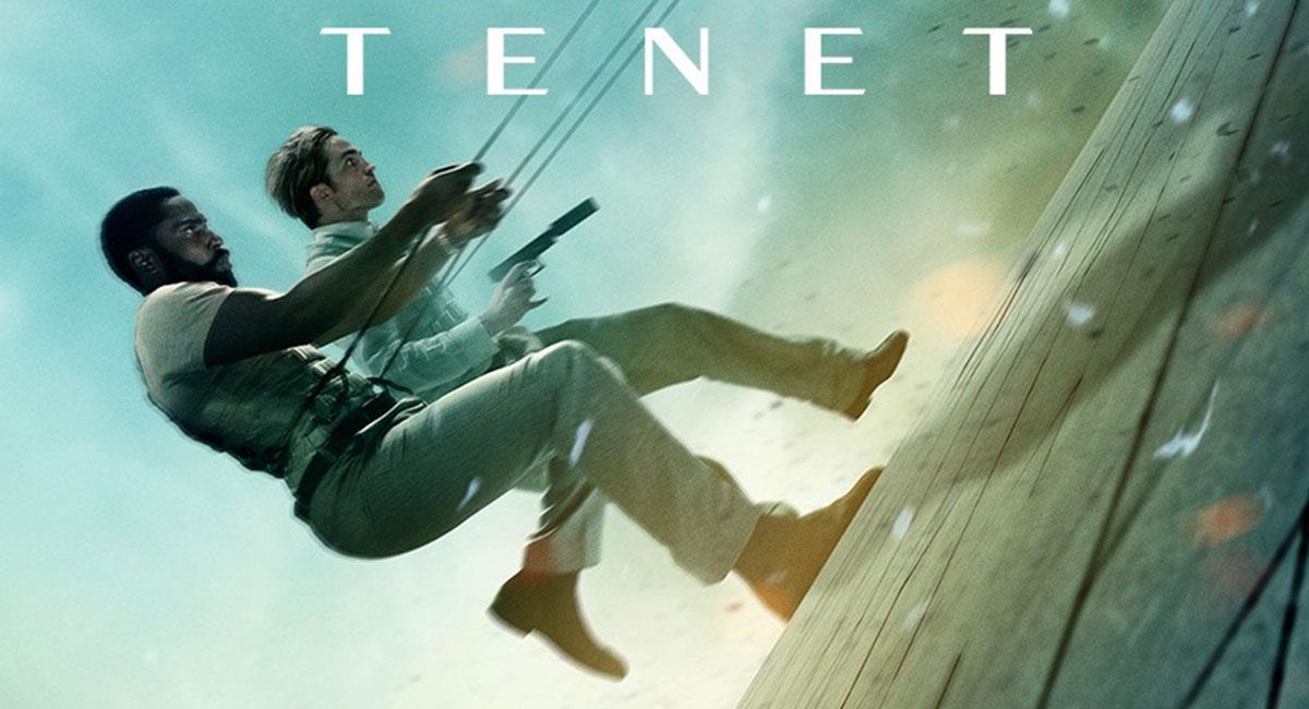 """""""Tenet"""" se ha visto perjudicado por el cierre de los cines en Estados Unidos. Foto: Twitter @TENETFilm"""