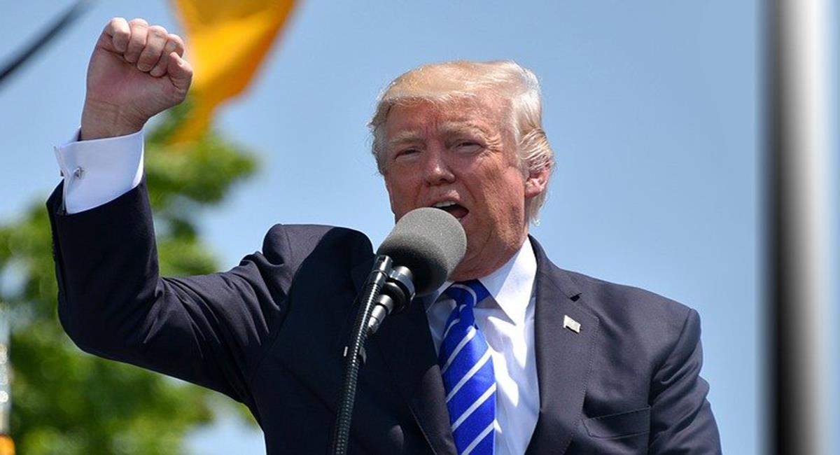 Donald Trump busca un segundo mandato presidencial y una vacuna podría ayudar a conseguirlo. Foto: Pixabay