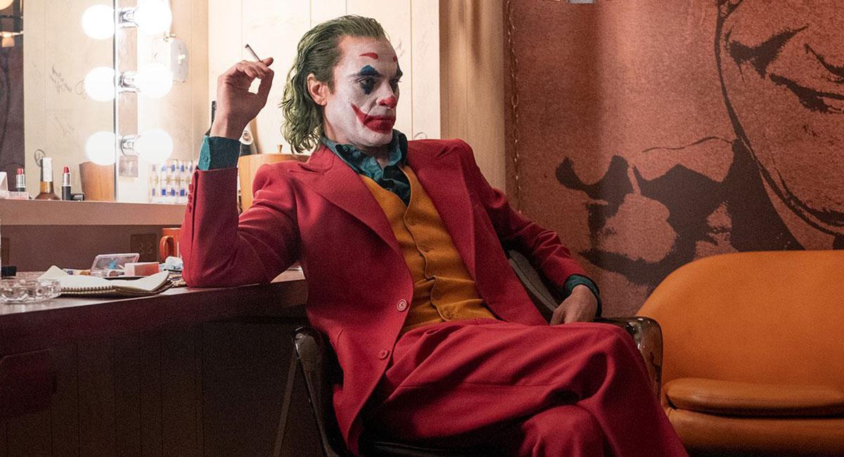 """Joaquin Phoenix ganó el Premio Oscar por su interpretación en """"Joker"""". Foto: Twitter @jokermovie"""