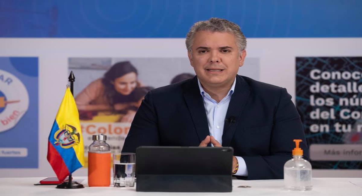 El Presidente Iván Duque Márquez debe ser imparcial frente al caso Uribe dice Tribunal. Foto: Facebook Iván Duque