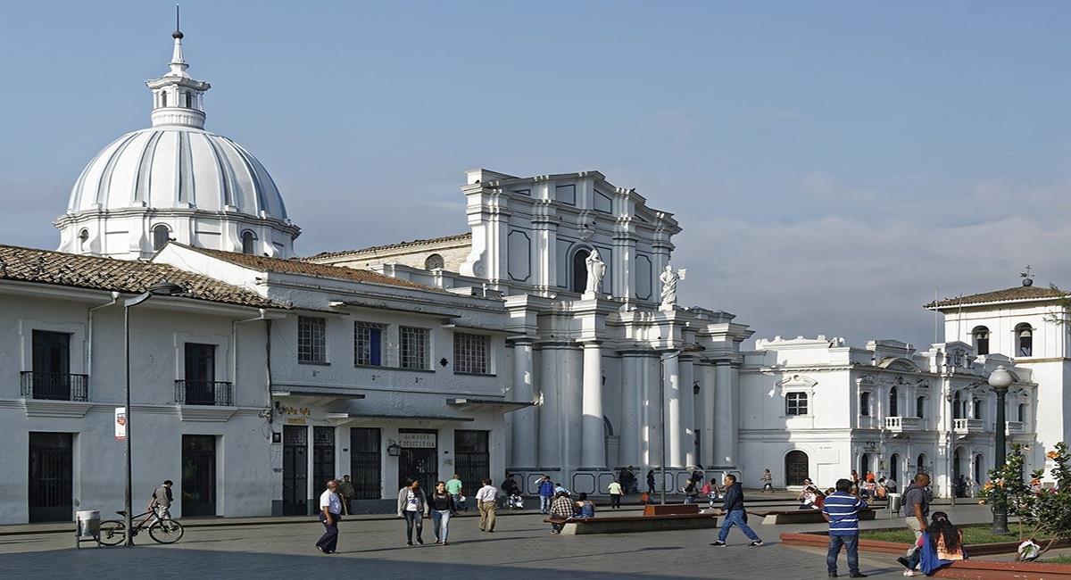 Popayán es la capital del departamento del Cauca, esta ciudad fue fundada por Sebastián de Belalcázar en 1537. Foto: Pixabay