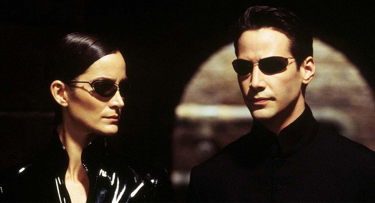 Keanu Reeves y Carrie Anne Moss volverán a protagonizar una nueva película de Matrix. Foto: Twitter @screenrant