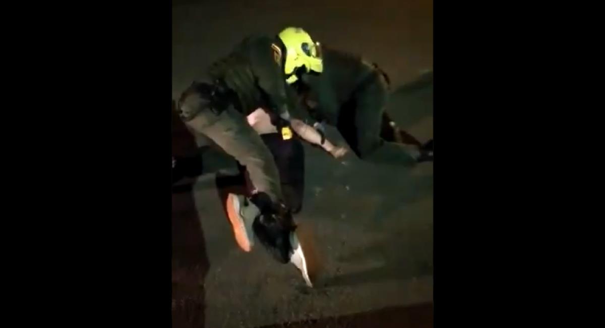 Las autoridades no han podido contactar con ellos. Foto: Twitter Captura de video - @ruidiaz_ddhh