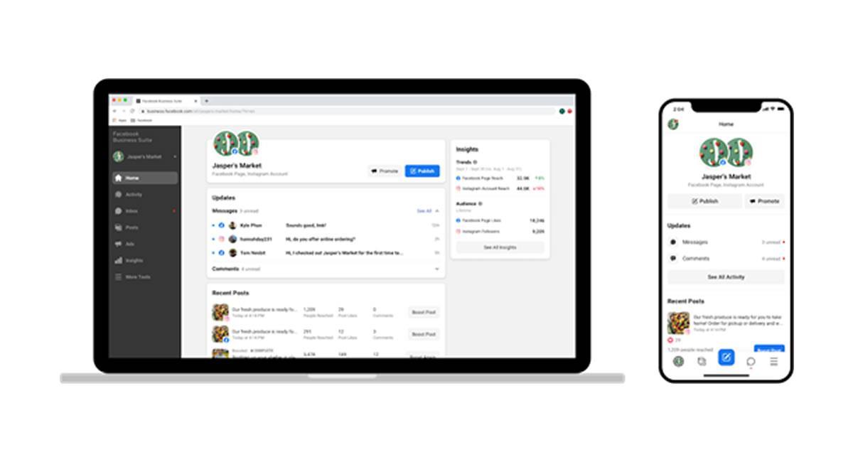 La plataforma fue ideada para compartir contenido de forma más óptima y sencilla. Foto: Facebook