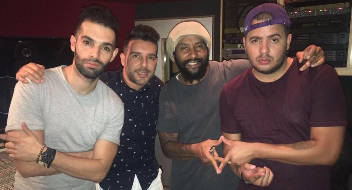 Ky-Mani Marley es el hijo mayor de Bob Marley. Foto: Instagram