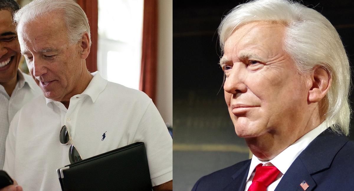 El cabeza a cabeza entre Joe Biden y Donald Trump tiene todo tipo de ingredientes. Foto: Pixabay