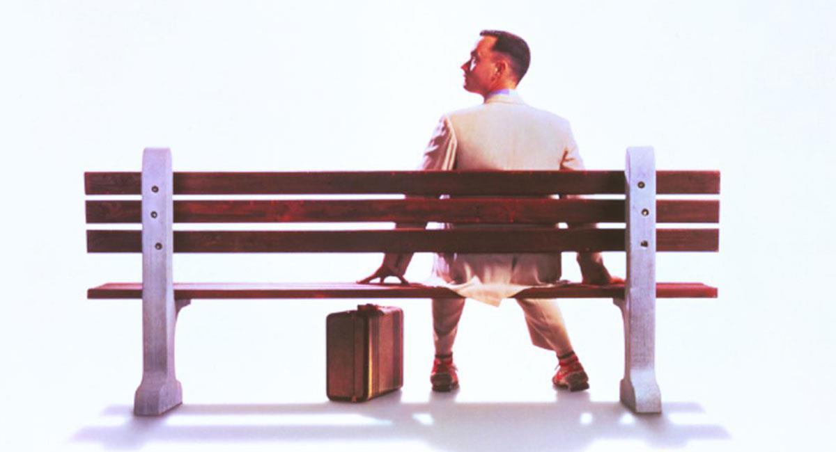 """""""Forrest Gump"""" arrasó en los Permios Oscar de 1994 al llevarse seis estatuillas. Foto: Twitter @ForrestGumpFilm"""