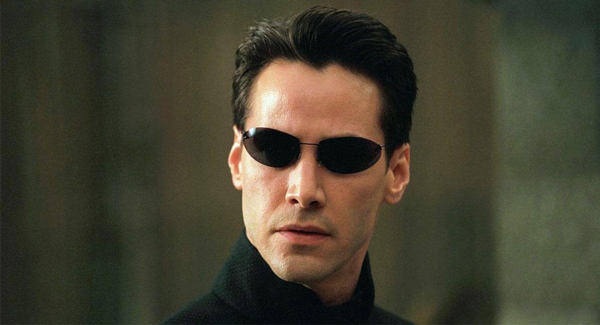 """Keanu Reeves tuvo en """"Matrix"""" uno de sus papeles más recordados. Foto: Twitter @TomatazosCom"""