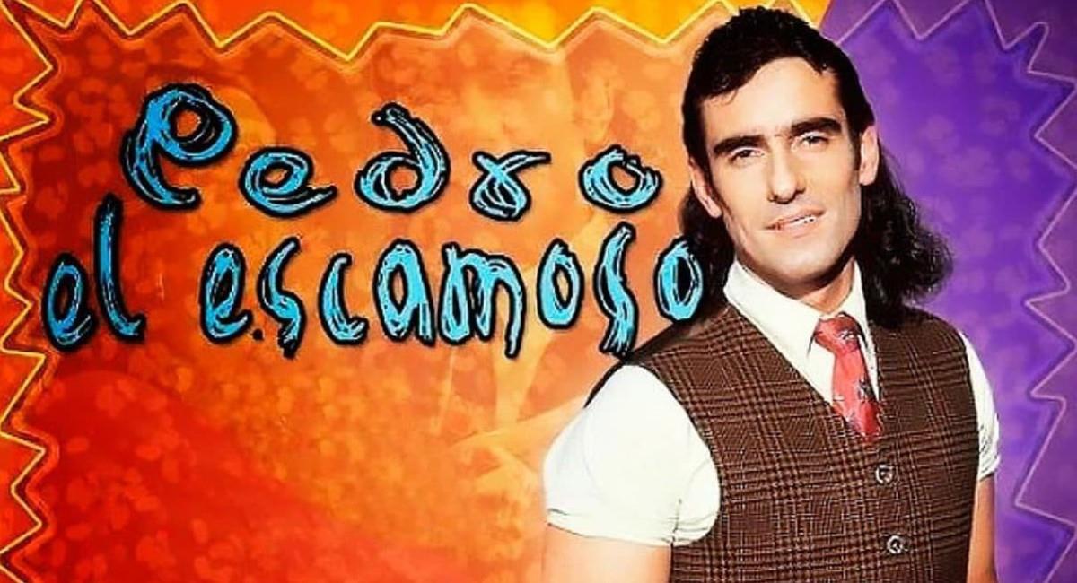 Muy pronto 'Pedro el escamoso' por el Canal Caracol. Foto: Instagram