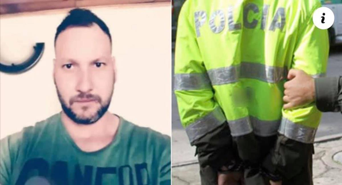 El policía capturado debe responder ante un juez por su participación en la muerte de Javier Ordóñez. Foto: Facebook Notiteens