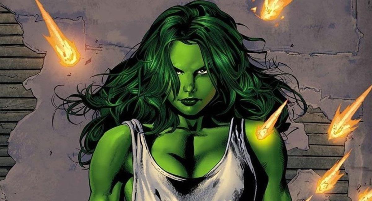 She Hulk es un personaje muy conocido e importante en los cómics de Marvel. Foto: Twitter @Hulk