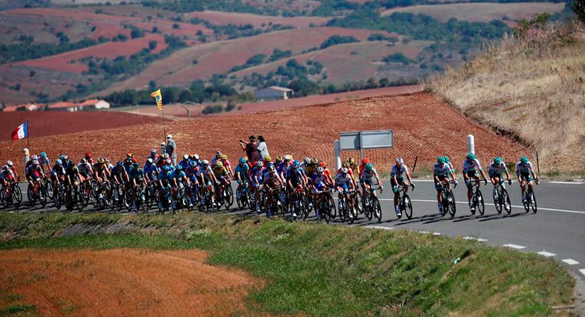 Sigue la etapa 19 EN VIVO por Colombia.com. Foto: EFE