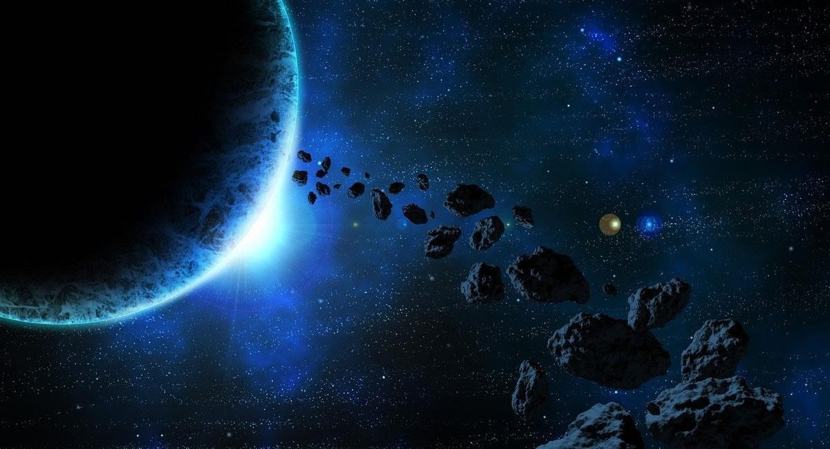 La sonda espacial Hayabusa 2 también estudiará otro asteroide en los próximos días. Foto: Pixabay