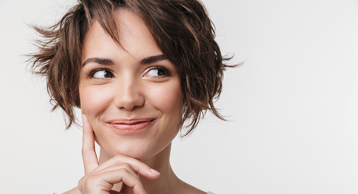 ¿Cómo verte más alta con un corte de cabello?. Foto: Shutterstock