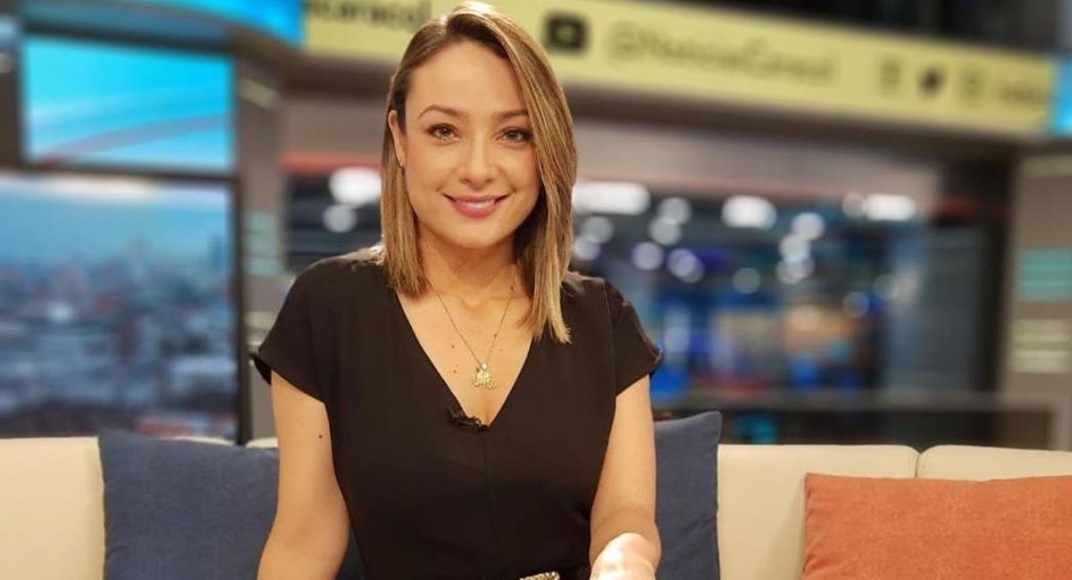 La presentadora seguirá muy activa en el ámbito digital. Foto: Instagram @monicajaramillog.