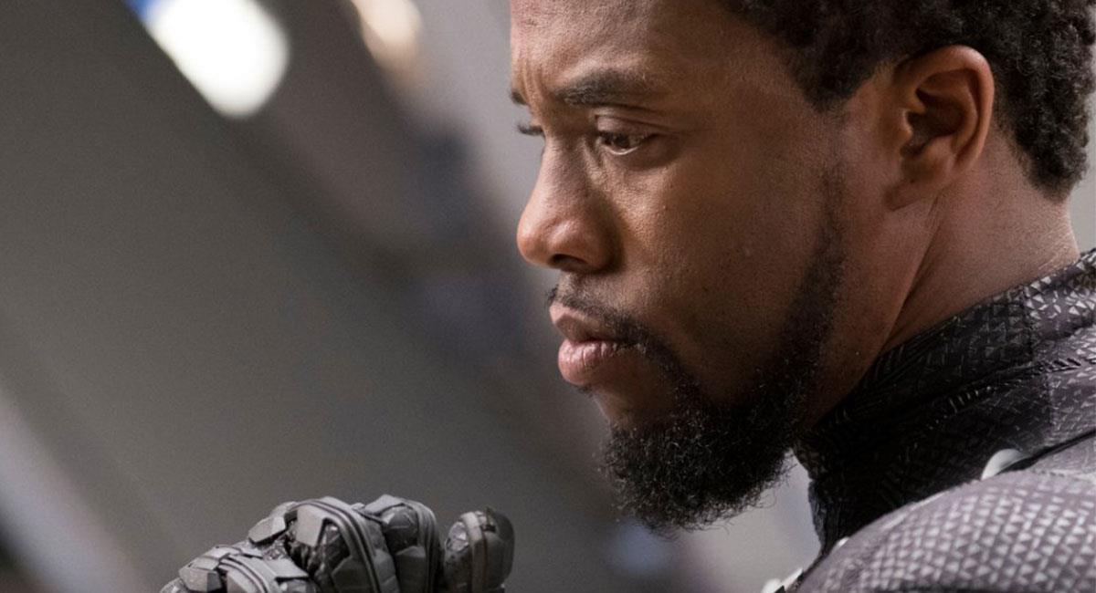 Chadwick Boseman sigue siendo homenajeado por Marvel, ahora también en cómics. Foto: Twitter @theblackpanther