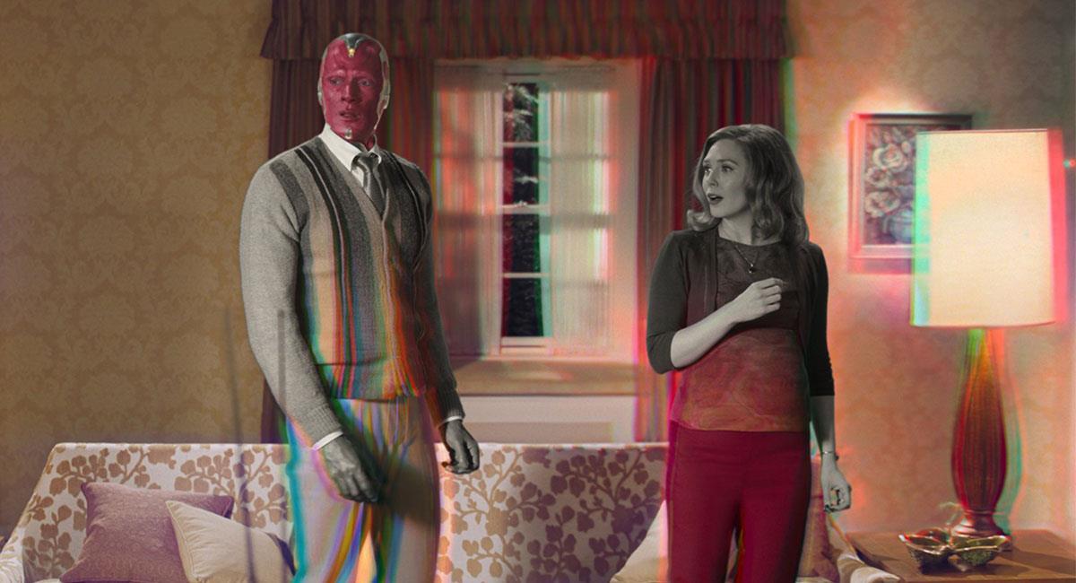 "El primer tráiler de ""Wandavision"" asombró a muchos por su compleja narrativa. Foto: Youtube Captura canal Marvel Entertainment"