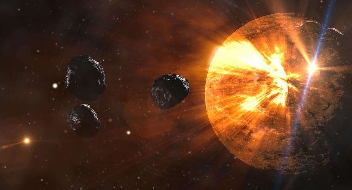 El asteroide 2020 SW pasará nuevamente en 2.041, pero para ese entonces pasará más lejos. Foto: Pixabay