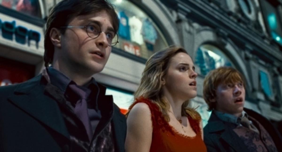Harry Potter siempre será una buena alternativa para pasar el tiempo. Foto: Youtube Cortesía Compass Colombia.