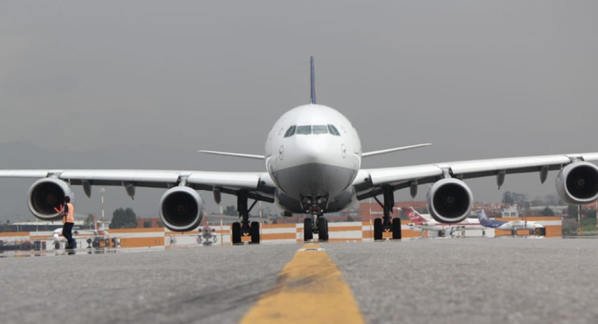 Los nuevos destinos internacionales desde Colombia, dependerán de las circunstancias de los otros países. Foto: Twitter @MinTransporteCO.