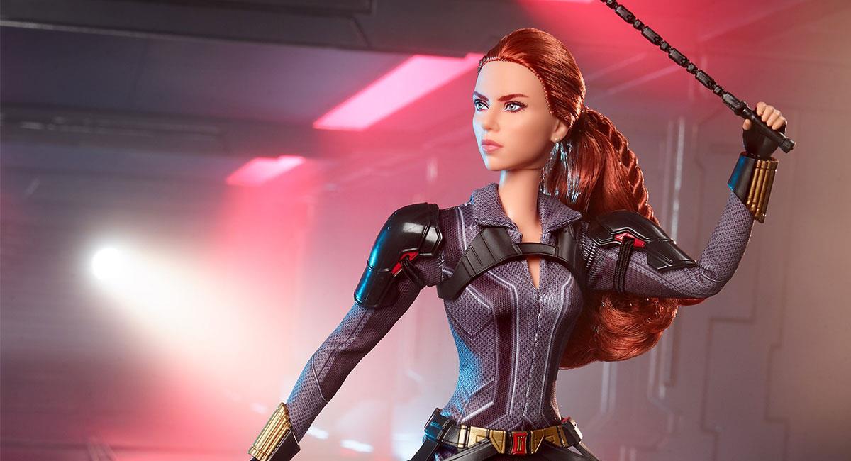 Así luce la muñeca Barbie basada en