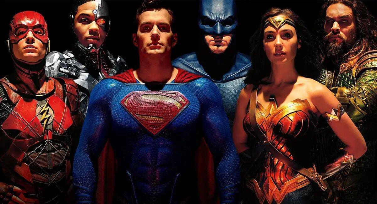 """La nueva """"Justice League"""" llegará a HBO Max en 2021. Foto: Twitter @justiceleaguewb"""