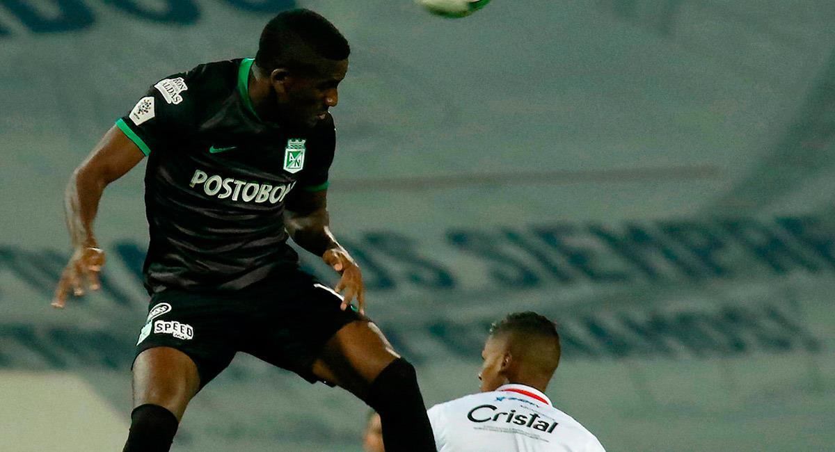 Nacional cayó 2-0 ante Once Caldas. Foto: Twitter @nacionaloficial