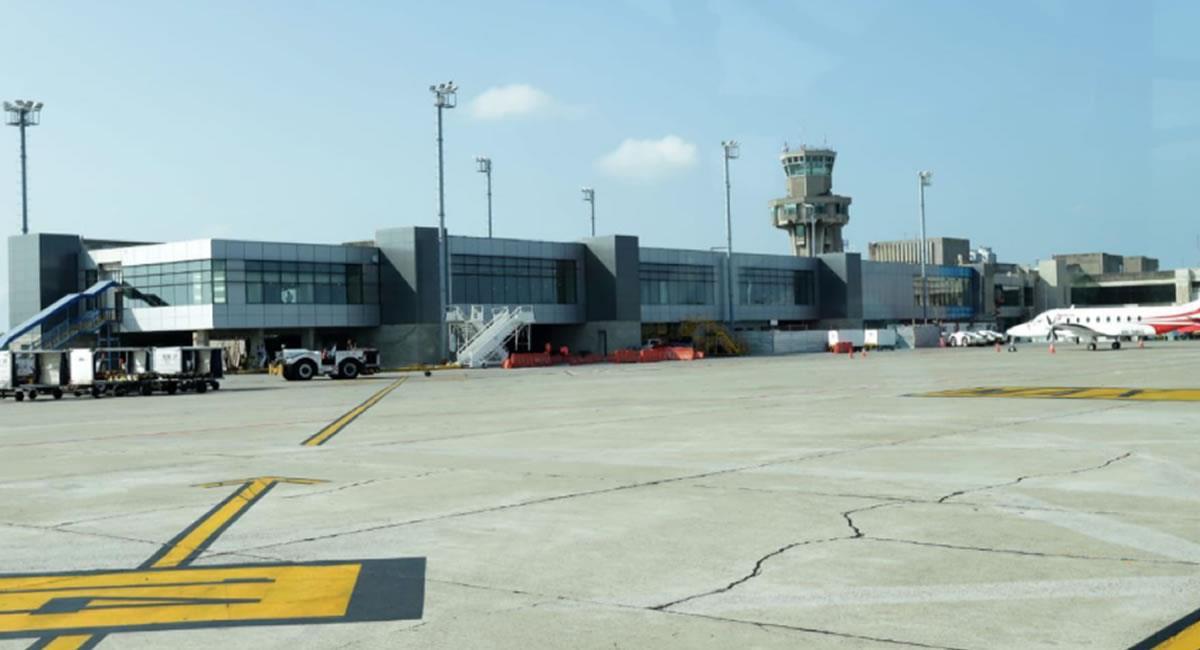 Los vuelos internacionales dependerán de la bioseguridad y apertura de los destinos a los que viajas. Foto: Twitter @Orozco_angela
