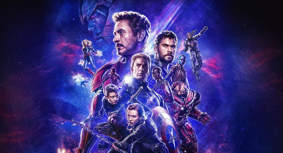 """""""Avengers Endgame"""" cerró los primeros diez años del Universo Cinematográfico de Marvel. Foto: Twitter @MarvelStudios"""