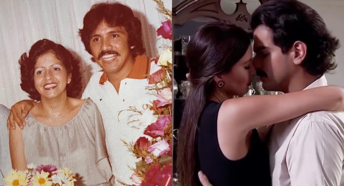 Pese a los malos momentos, Rafael Orozco siempre será el amor eterno de Clara. Foto: Instagram @claradeorozco.