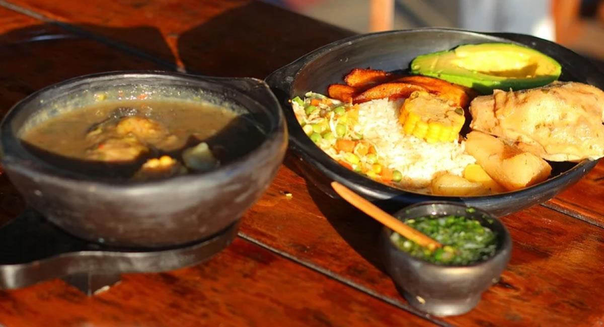 Los platos típicos siempre serán una referencia del sabor regional. Foto: Pixabay