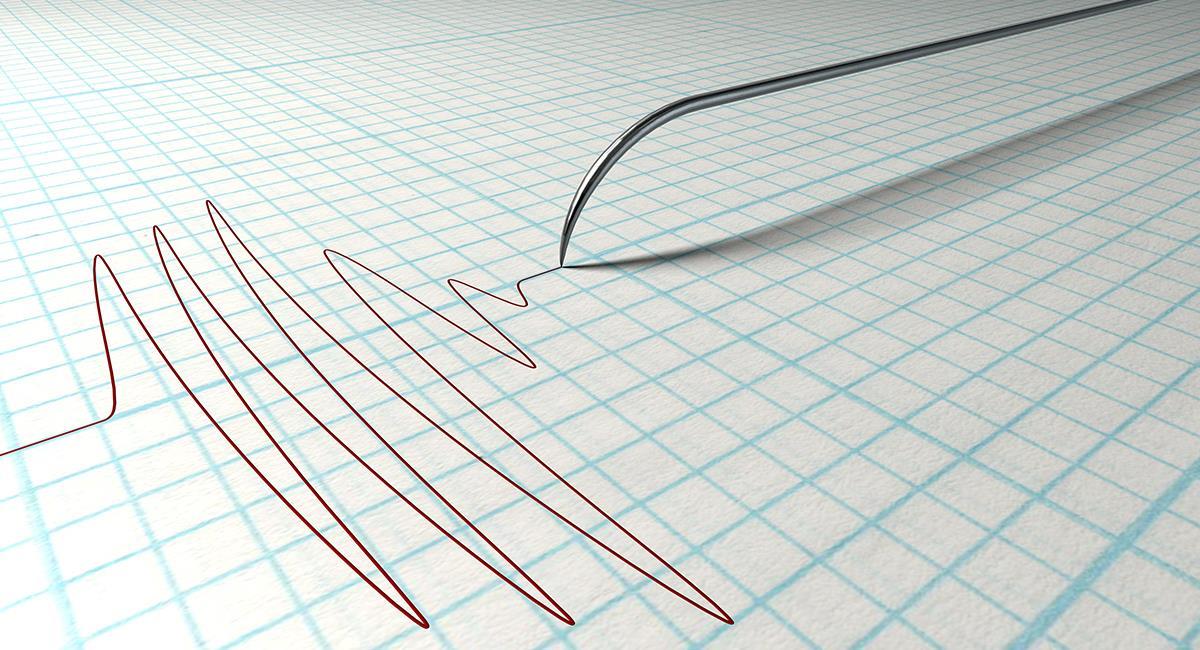 Registran fuerte temblor que se sintió en gran parte del país. Foto: Shutterstock