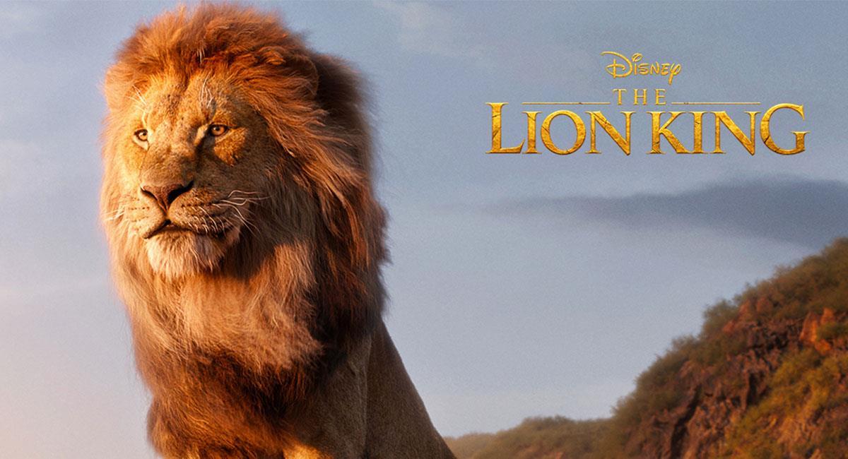 """""""The Lion King"""" logró recaudar más de un billón de dólares en las salas de cine. Foto: Twitter @disneylionking"""
