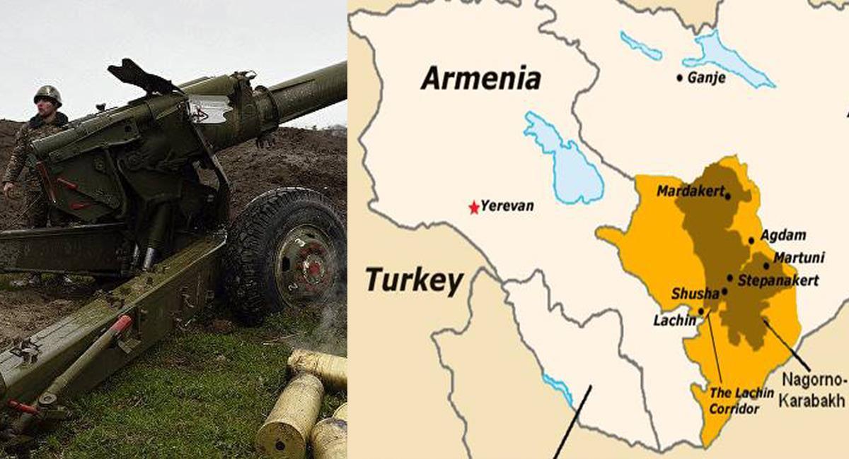 El mundo teme por el conflicto entre Armenia y Azerbaiyán