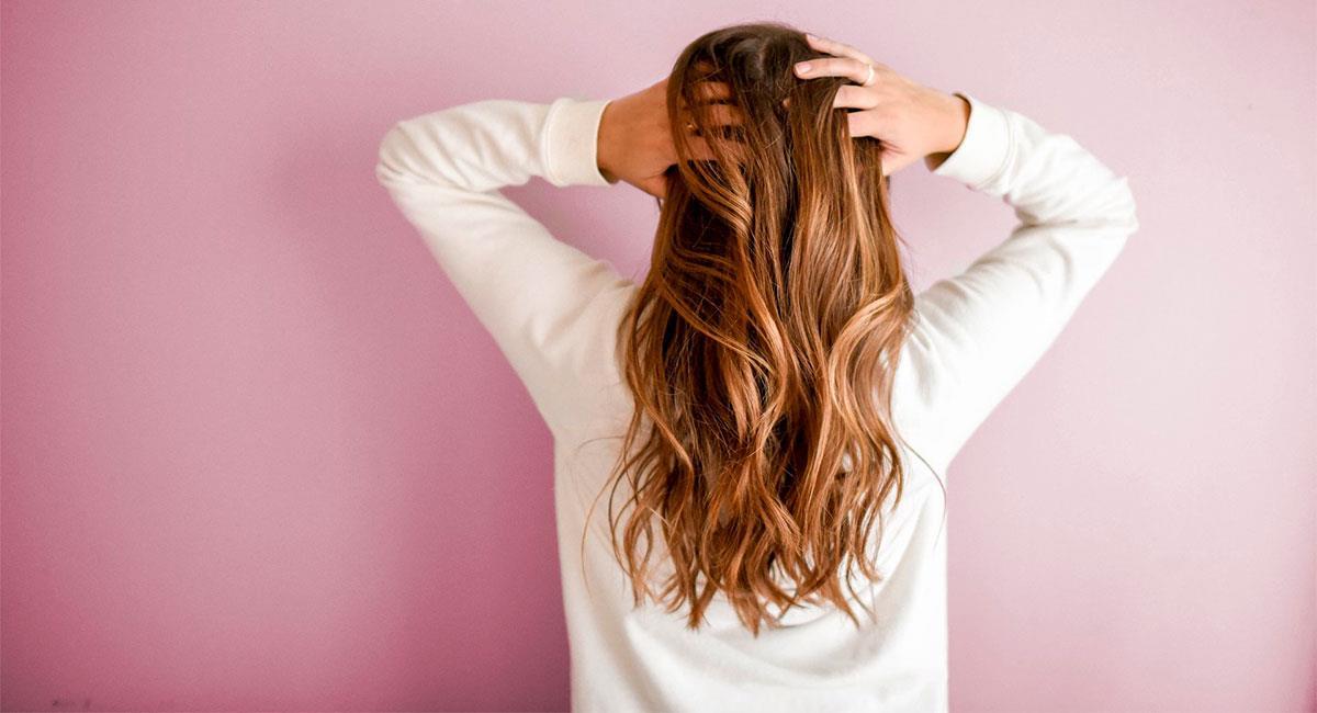 Luce un cabello hermoso con estos consejos. Foto: Pexels
