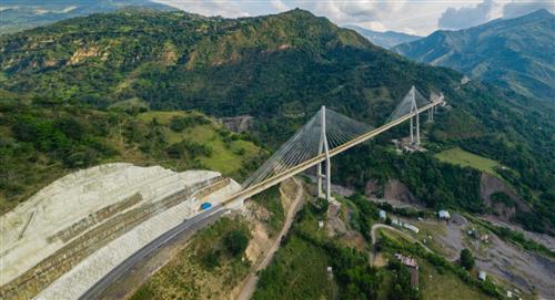 Daños en el puente Hishaura obligaron a su cierre durante 45 días