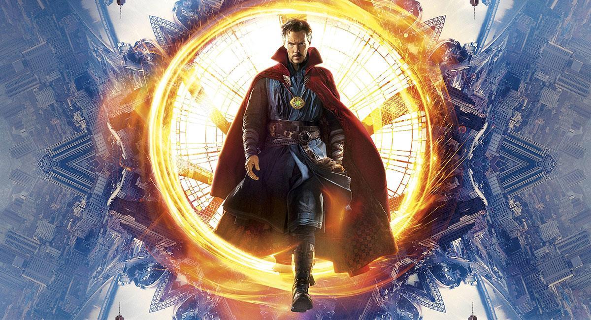 """""""Doctor Strange 2"""" llegaría a inicios de 2022 tras los atrasos generados por el COVID-19. Foto: Twitter @DrStrange"""