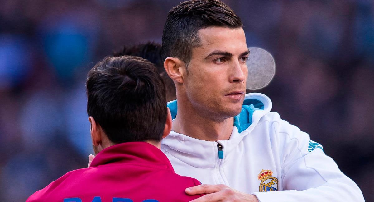 Cristiano y Messi se verán las caras en la fase de grupos de Champions League. Foto: Twitter @ChampionsLeague