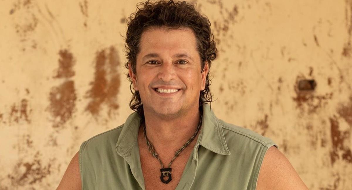Más reconocimientos para el cantante colombiano. Foto: Instagram @carlosvives.