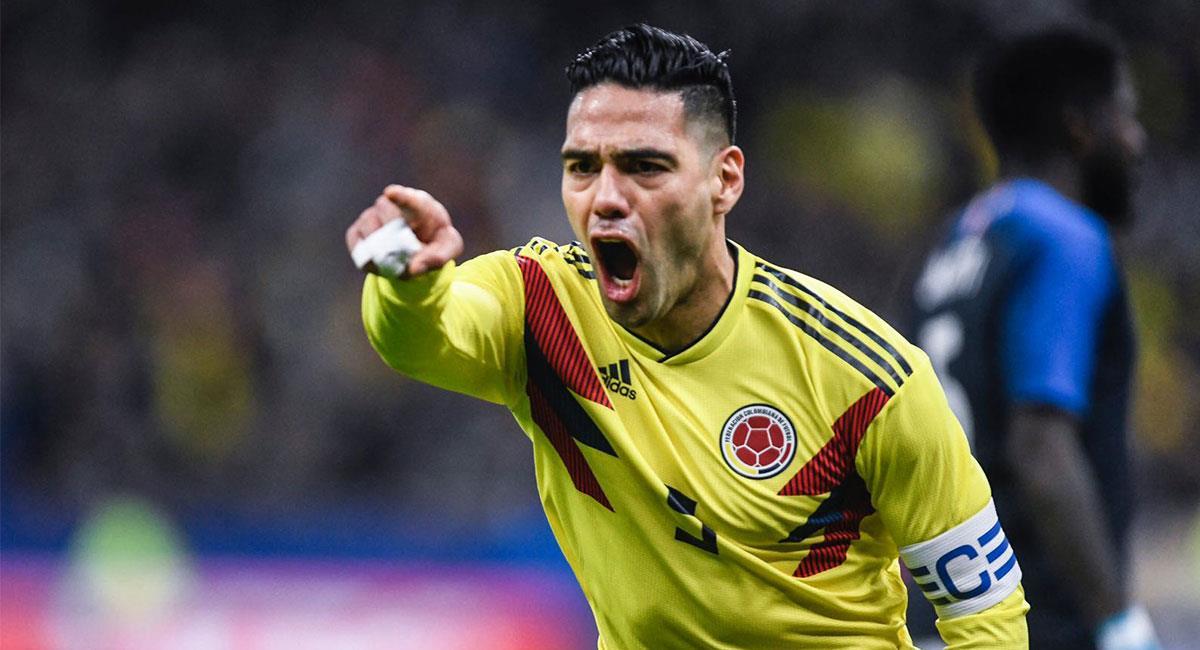 Eliminatorias a Qatar 2022: Falcao García compartió su emoción por regresar a la Selección Colombia