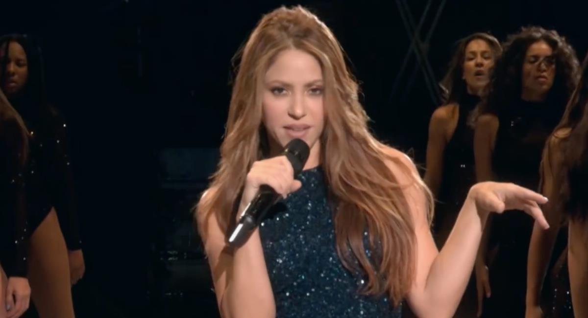 Shakira y Piqué estarían buscando agrandar la familia. Foto: Youtube Shakira.