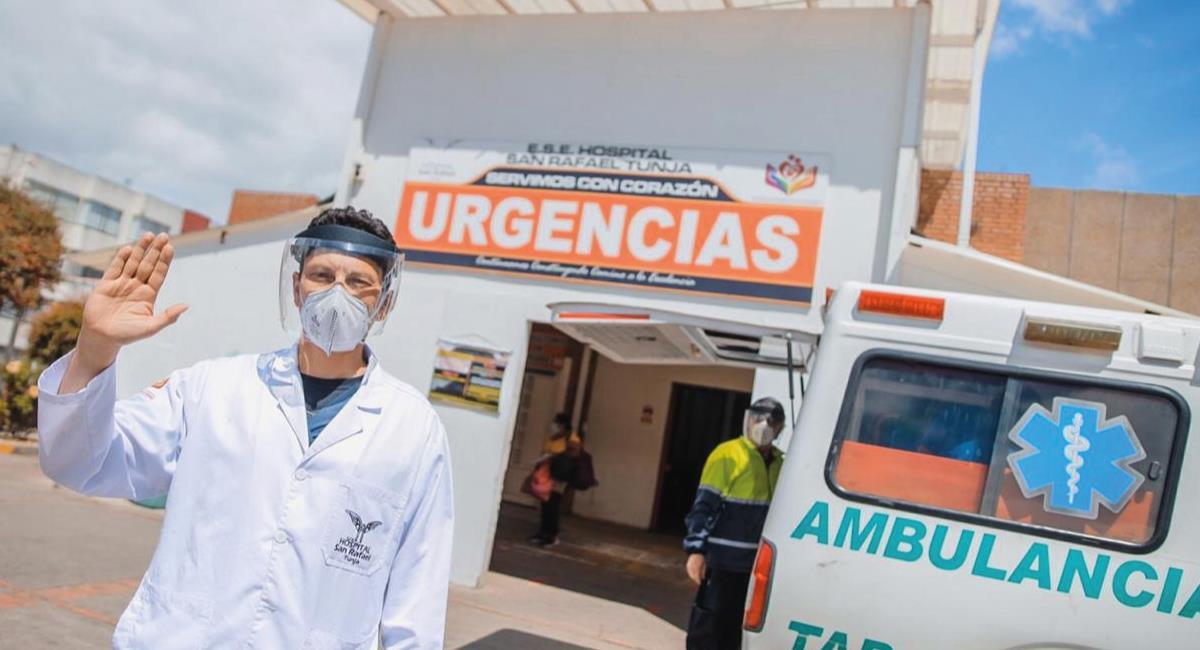 Cifras de Coronavirus en Colombia. Foto: Twitter @MinSaludCol