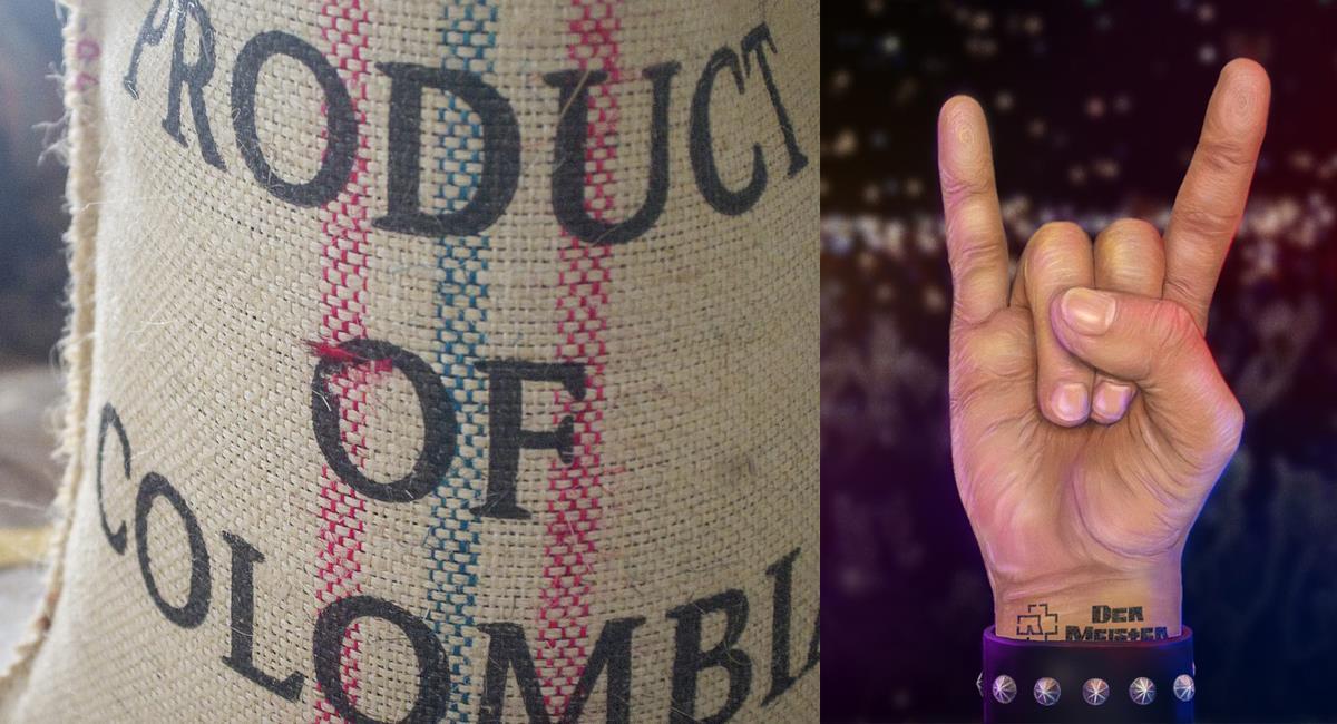 Colombia también es tierra de rockeros que con su esencia cafetera le pone sabor a la música de cualquier género. Foto: Pixabay