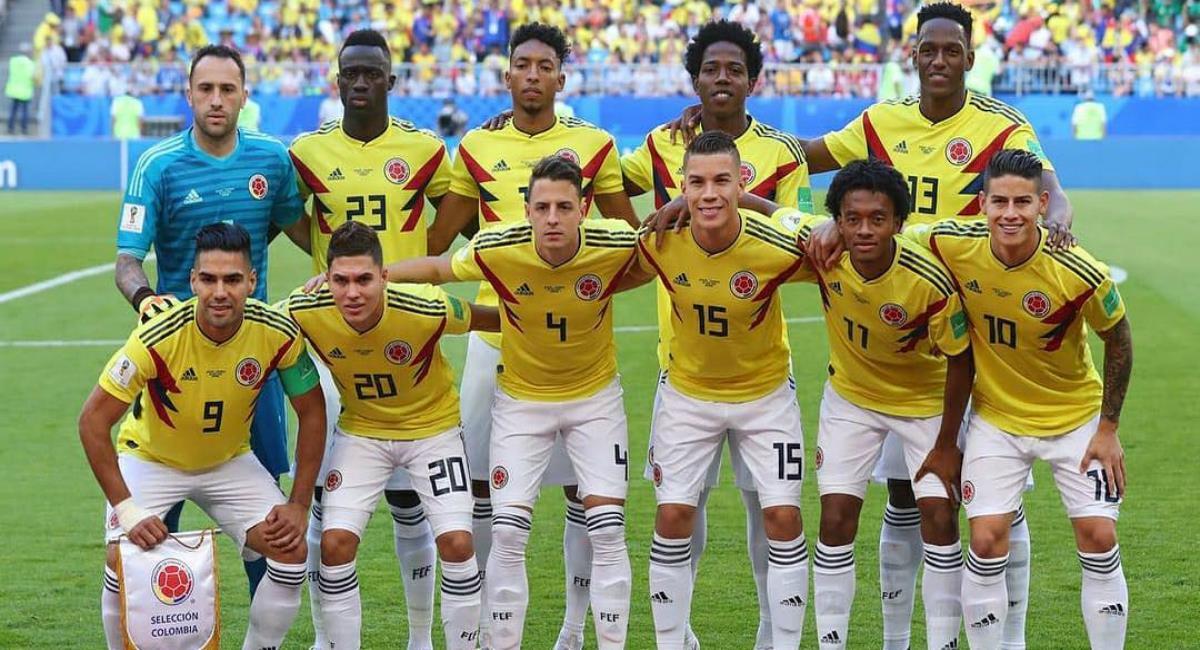 Así ven los medios colombianos la previa de Chile vs. Colombia. Foto: Instagram Prensa redes James Rodríguez.