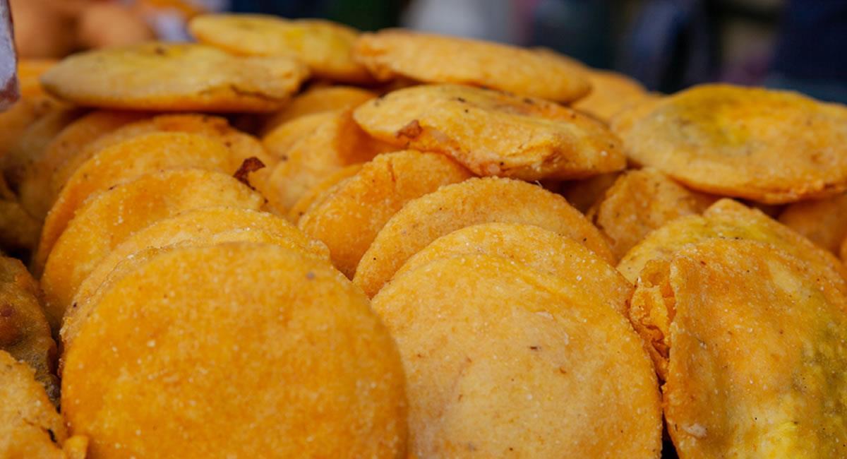 Las arepa e' huevos son irresistibles, para todo viajero que visita Barranquilla. Foto: Shutterstock