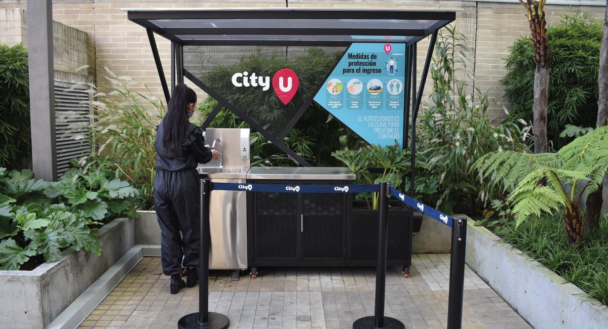 La certificación garantiza la seguridad de la comunidad universitaria. Foto: Cortesía CityU