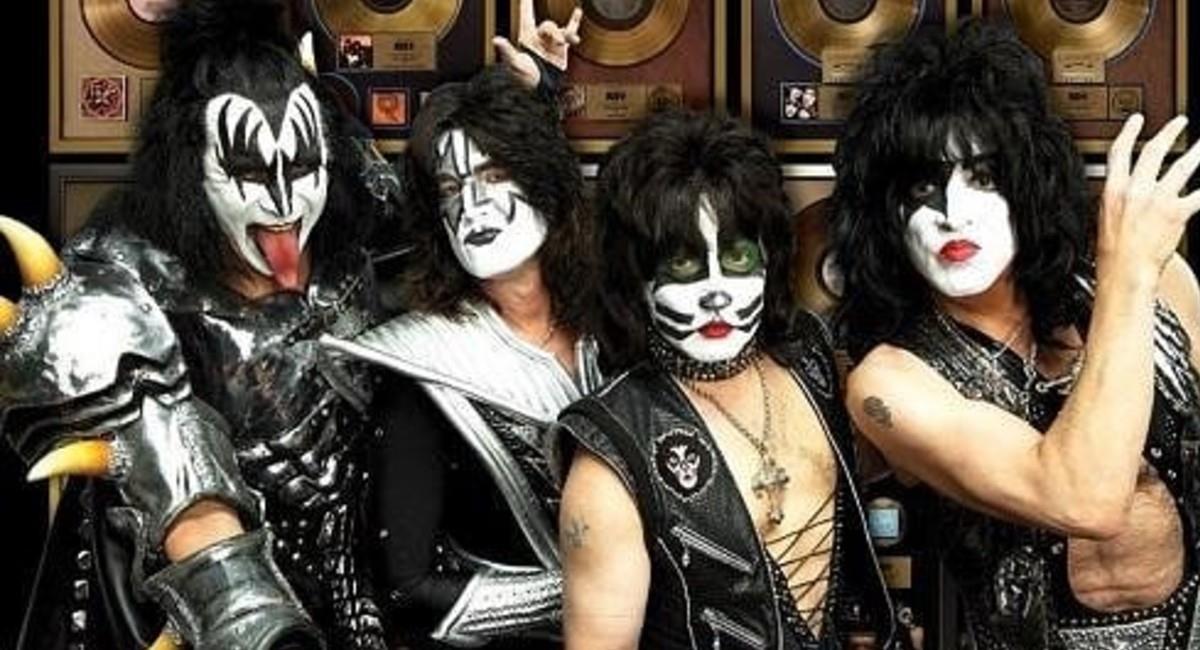 Concierto de Kiss en Colombia fue reprogramado para 2021