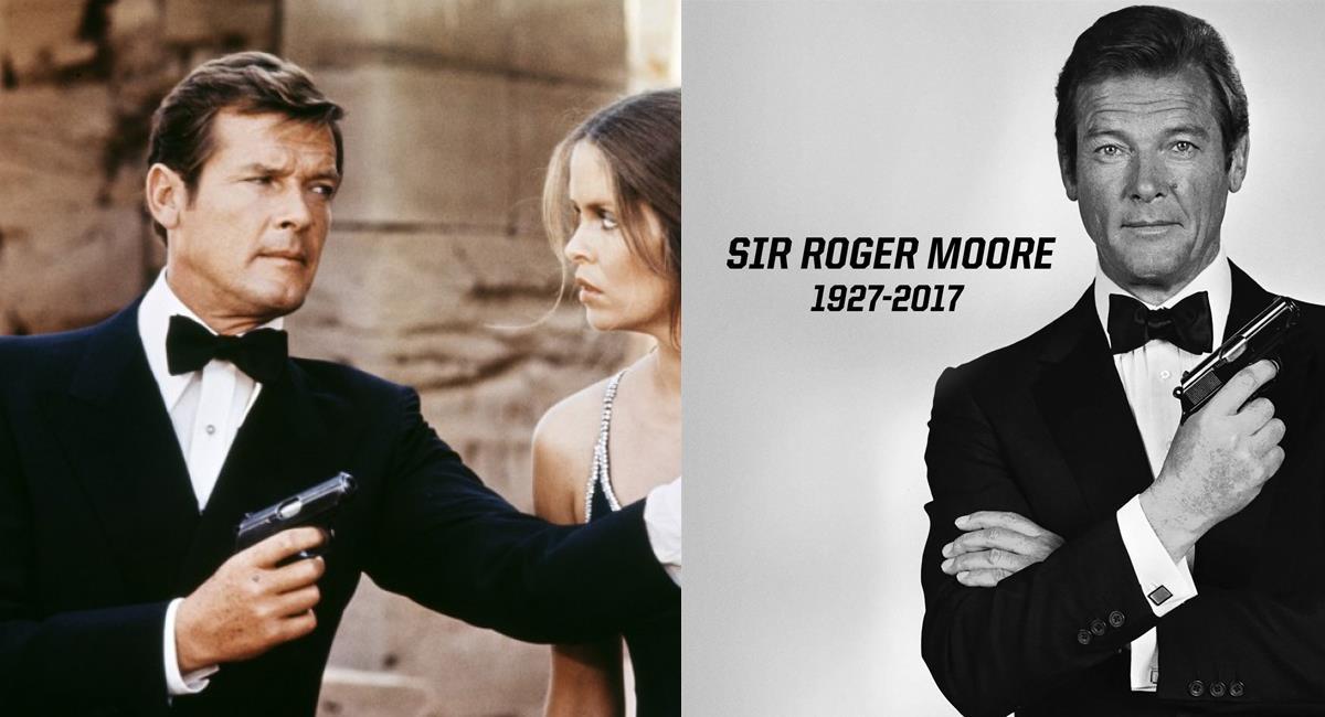 El famoso agente 007 que nació en 1927