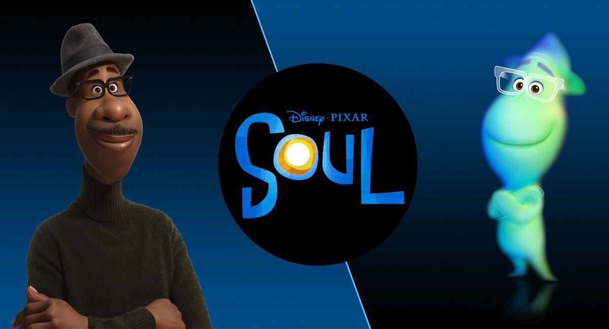 """""""Soul"""" era la gran apuesta de Pixar para el 2020. Foto: Twitter @PixarSoul"""