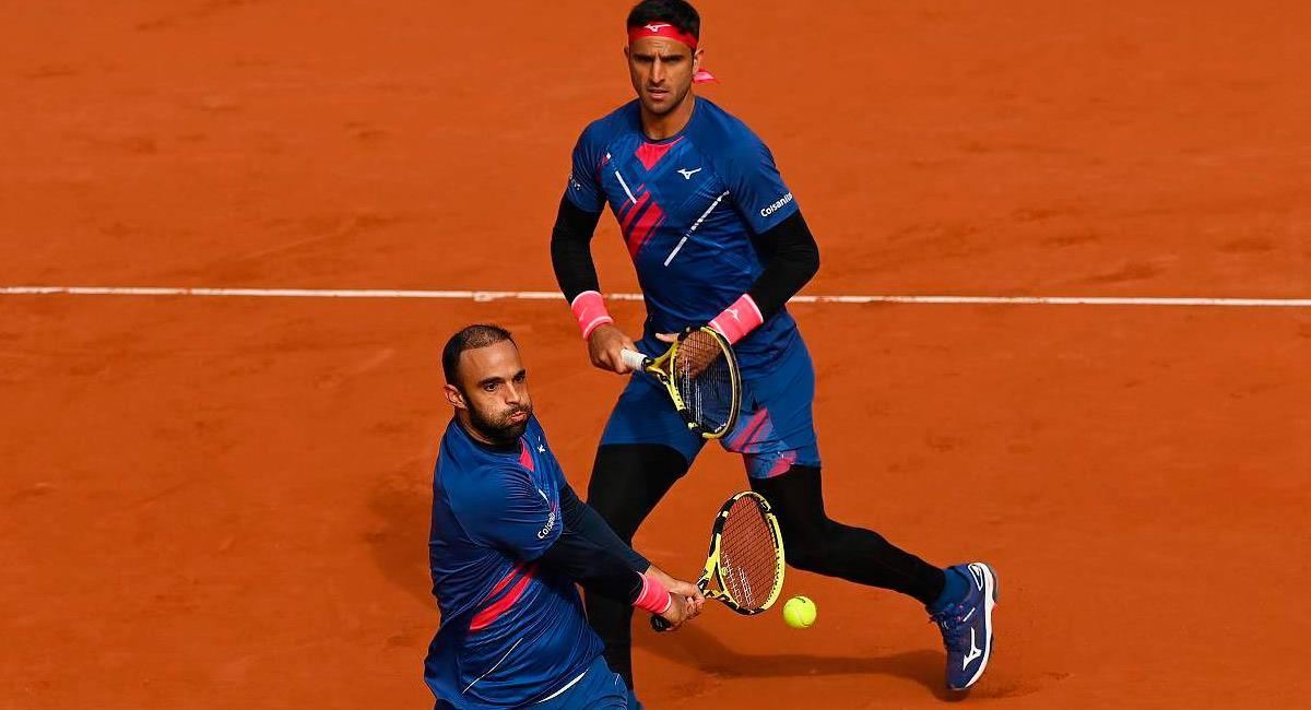 Cabal y Farah estarán en la final del Sardinia Open. Foto: Prensa Fedecoltenis